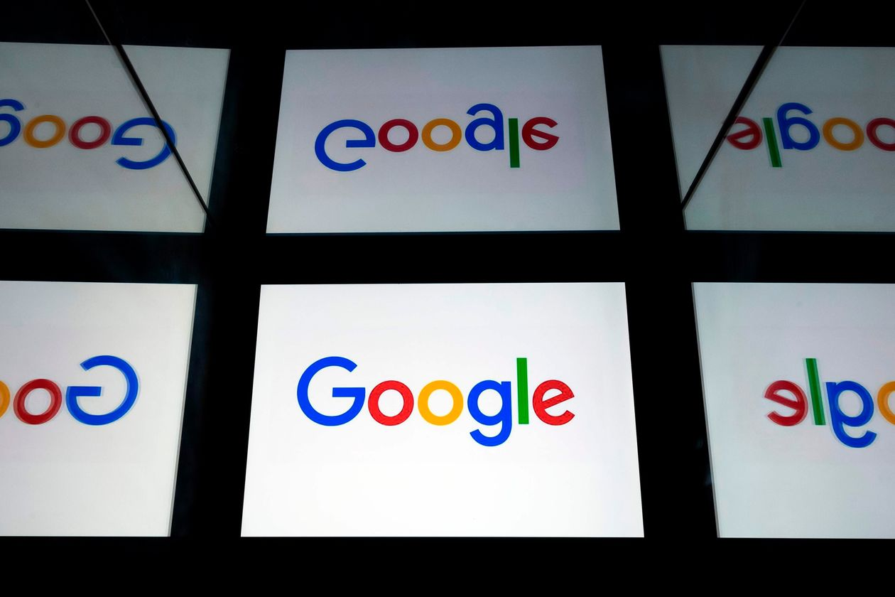 Google ad sales push Alphabet earnings to record, stock heads toward new high