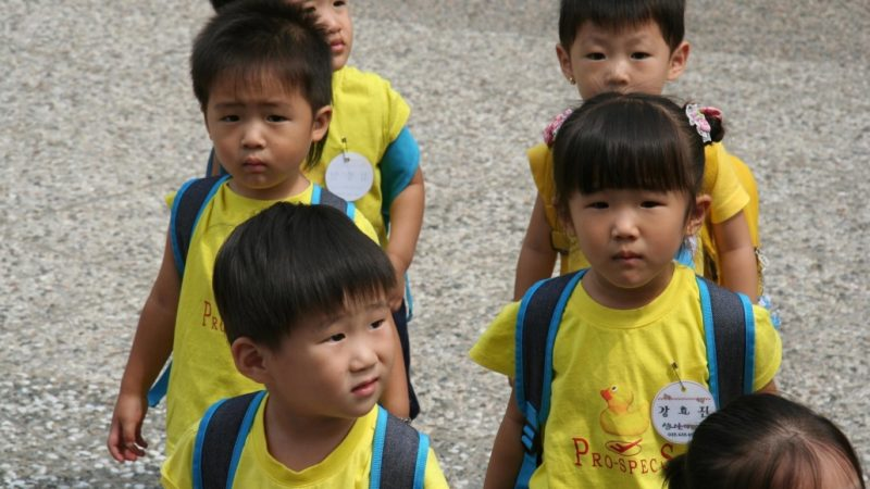 Educational Inequality in South Korea