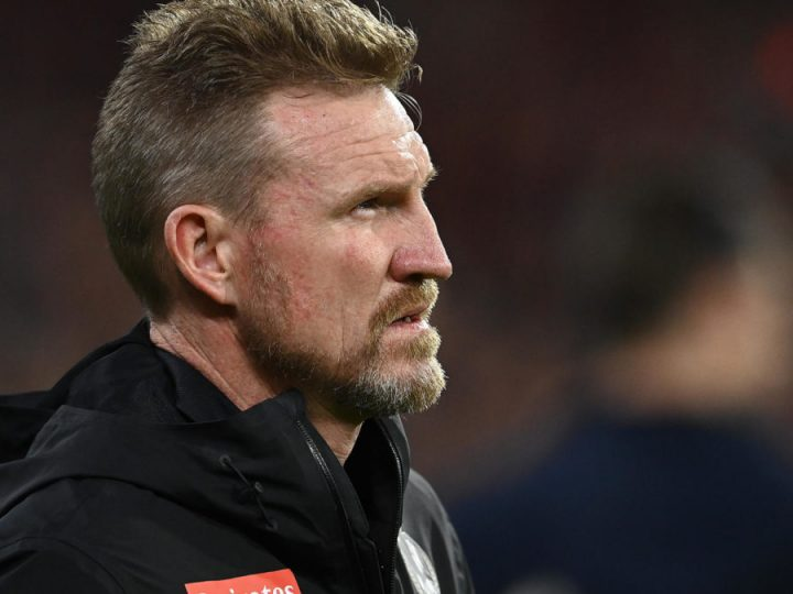 Nathan Buckley and Collingwood: A tale of regression