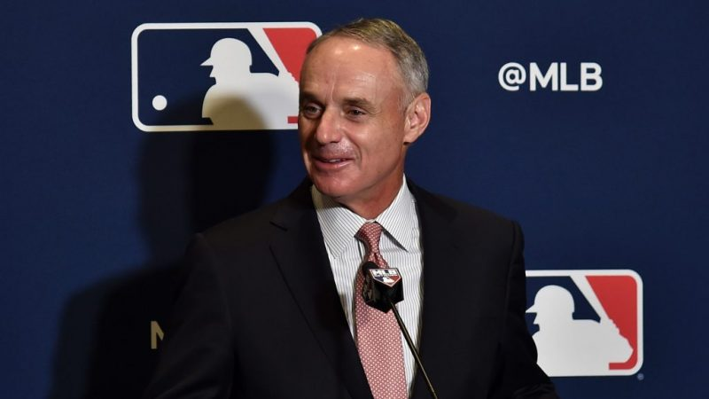 MLB To Require Vaccinations For Players To Participate In Arizona Fall League